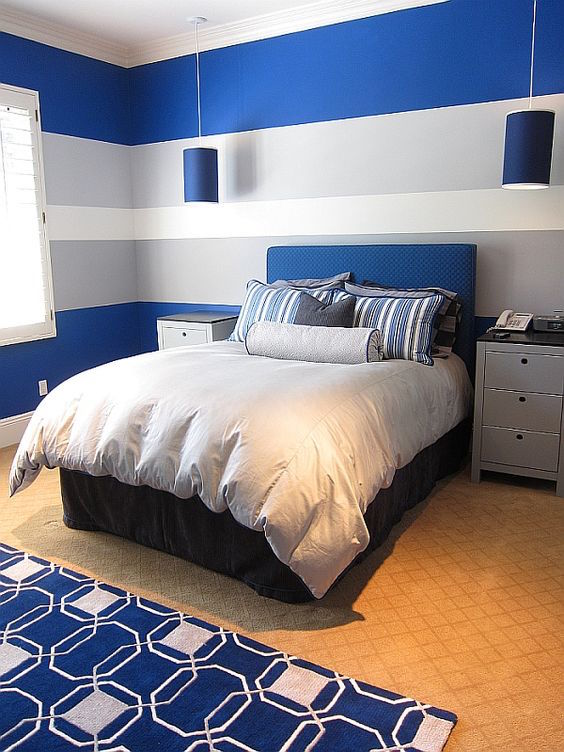 20 Teenage Boys Bedroom Designs To Inspire You Interior God