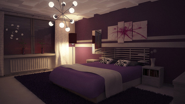 21 stunning purple bedroom designs for your home interior god