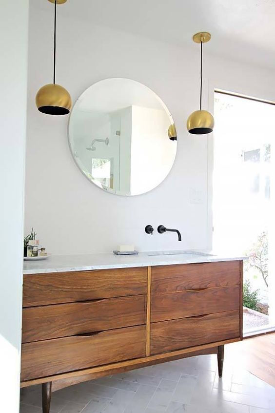 modern bathrooms to soak your senses