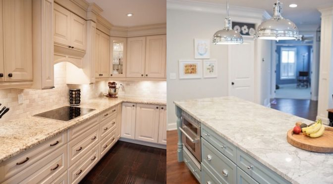 25 Granite Kitchen Countertops That You'll Love