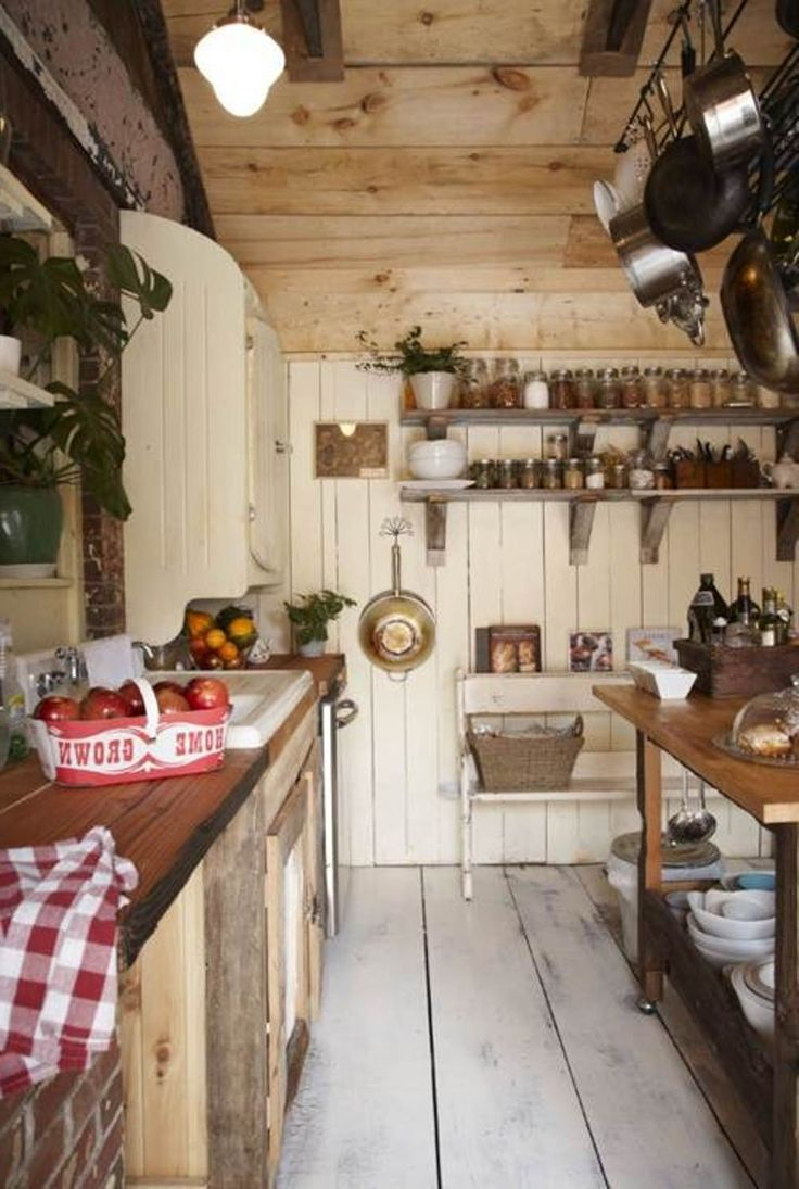 33 Cottage Kitchen Design Ideas To Inspire You | Interior God on Rustic:fkvt0Ptafus= Farmhouse Kitchen  id=34924