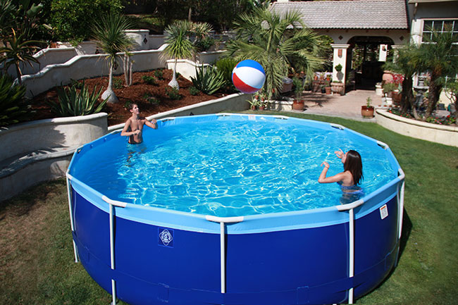 Benefits Of Using The Above Ground Pool