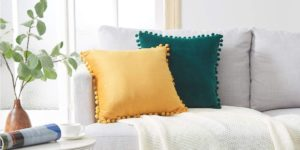 Where to Shop for the Best Throw Pillows